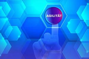 """Viel zu schnell drücken Unternehmen auf den """"Agilitäts""""-Button wenn die Digitalisierung vorangetrieben werden soll. Allerdings ist Agilität keine Methode oder Maßnahme, die man einfach mal schnell so durchführt. Vielmehr ist es ein kontinuierlicher Prozess, der im Unternehmen verankert werden muss."""